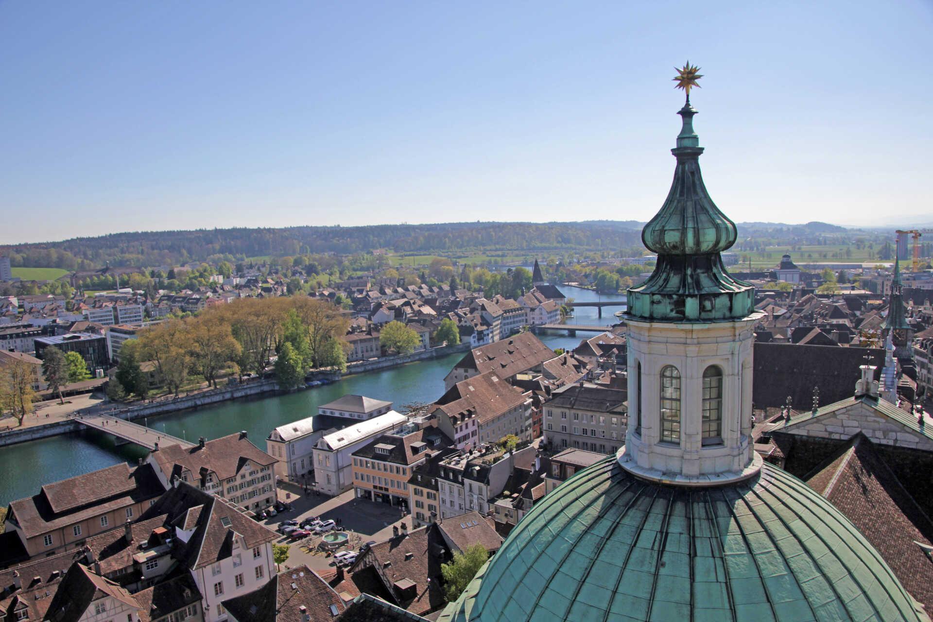 image from Einführung des TaxViewers und Archivanbindung beim Steueramt Kanton Solothurn